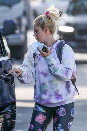 Heidi Montag at Erewhon Market in LA 03/23/2021