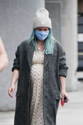Hilary Duff at Trader Joes in LA 03/03/2021
