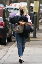 Holly Willoughby - Out in London 02/28/2021