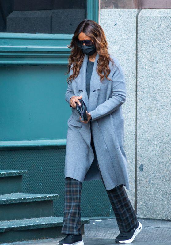 Iman Street Style - New York03/11/2021
