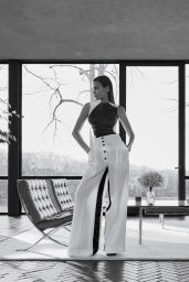 Irina Shayk - ELLE Magazine USA March 2021 Issue