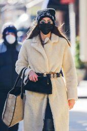 Irina Shayk Looks Stylish - New York 03/05/2021