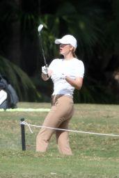 Ivanka Trump Golfing at Trump Doral in Miami 03/14/2021