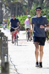 Ivanka Trump - Jogging in Miami 02/27/2021