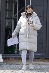 Jacqueline Jossa - Oout in Essex 03/22/2021
