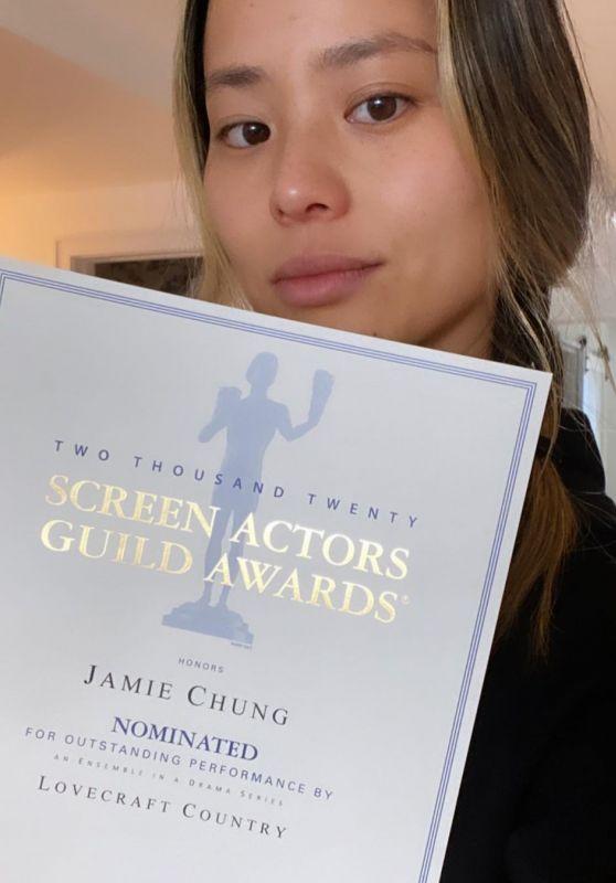 Jamie Chung 03/01/2021