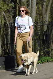Jane Danson - Out in Cheshire 03/31/2021