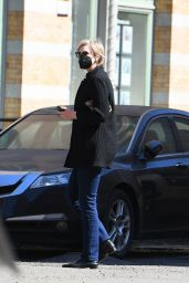 Jane Lynch - Out in Tribeca, New York 03/21/2021