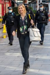 Jenni Falconer - Out in London 03/19/2021