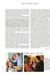 Jennifer Garner - Grazia Italy 03/11/2021 Issue