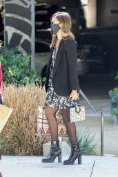 Jessica Alba Looking Stylish - Los Angeles 03/31/2021