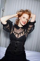 Jessica Chastain - Madame Figaro 2011