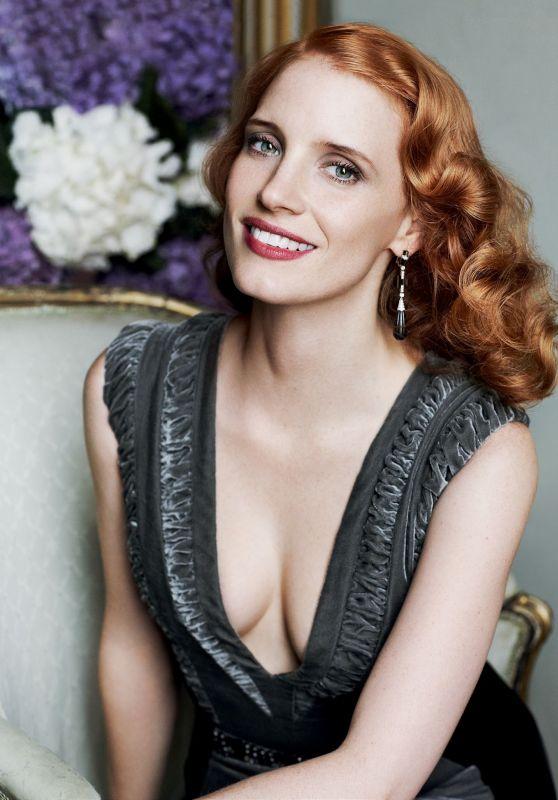 Jessica Chastain - Vanity Fair September 2012