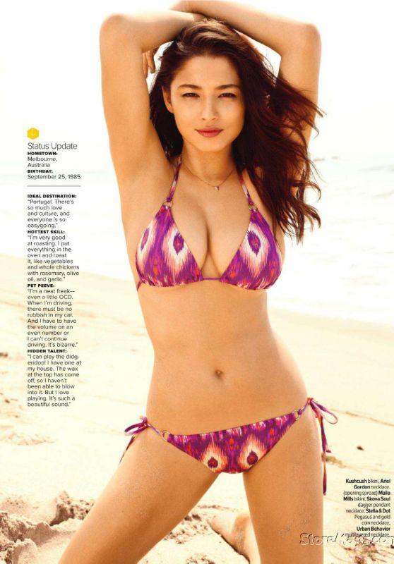 Jessica Gomes - Maxim Magazine November 2011 Issue