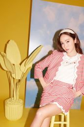 Jessica Jung - BLANC & ECLARE 2021