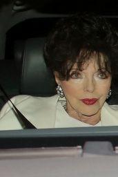 Joan Collins at Craig