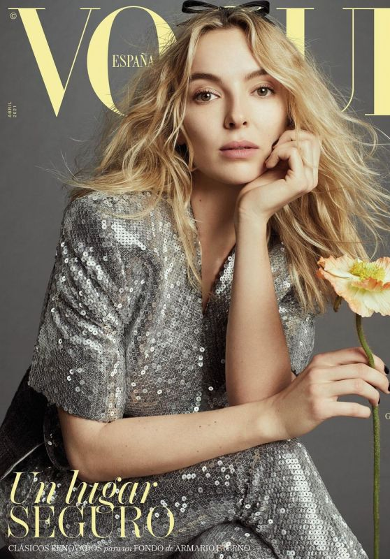 Jodie Comer - Vogue Spain March 2021 Cover