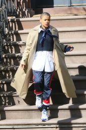 Jordan Alexander - Out in Manhattan 03/03/2021