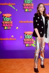 Jules LeBlanc – 2021 Nickelodeon Kid's Choice Awards