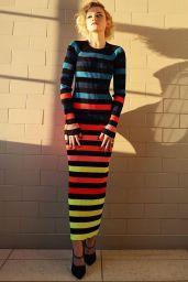 Julia Garner – Critics Choice Awards 2021 Portraits