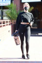 Julianne Hough - Going to the Gym in LA 03/04/2021