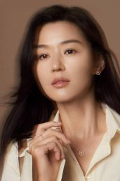Jun Ji Hyun - Stonehenge Jewelry Korea 2021