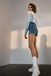 Kaia Gerber - Calvin Klein March 2021