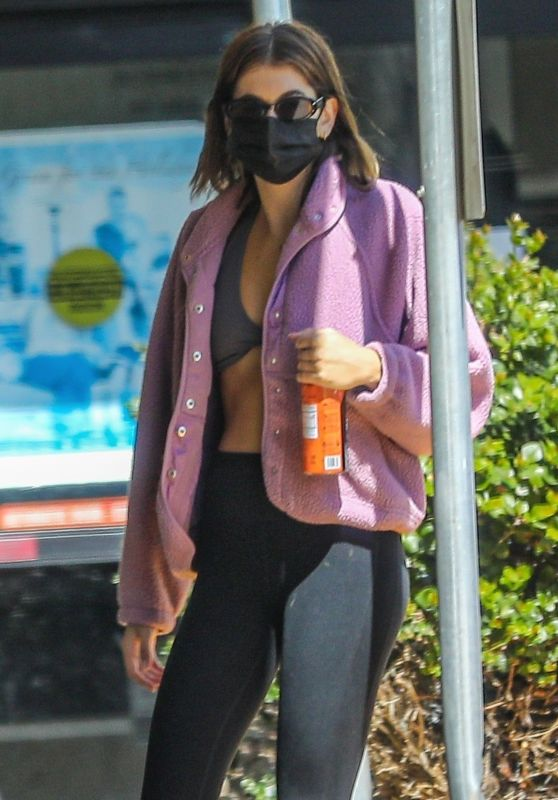 Kaia Gerber - Out in Beverly Hills 03/17/2021