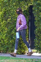 Kaia Gerber - Out in West Hollywood 03/09/2021