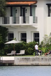 Karlie Kloss in Miami Beach 03/21/2021