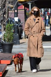 Kate Bock - Out in NYC 03/15/2021