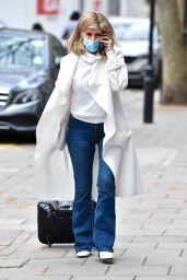 Kate Garraway - Out in London 03/26/2021