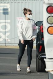 Kate Mara - Out in Los Angeles 03/02/2021