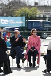 Kate Middleton - Visit to School21 in London 03/11/2021
