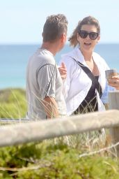 Kate Walsh - Out in Perth 03/08/2021