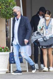 Katharine McPhee and David Foster - Beverly Hills 03/25/2021