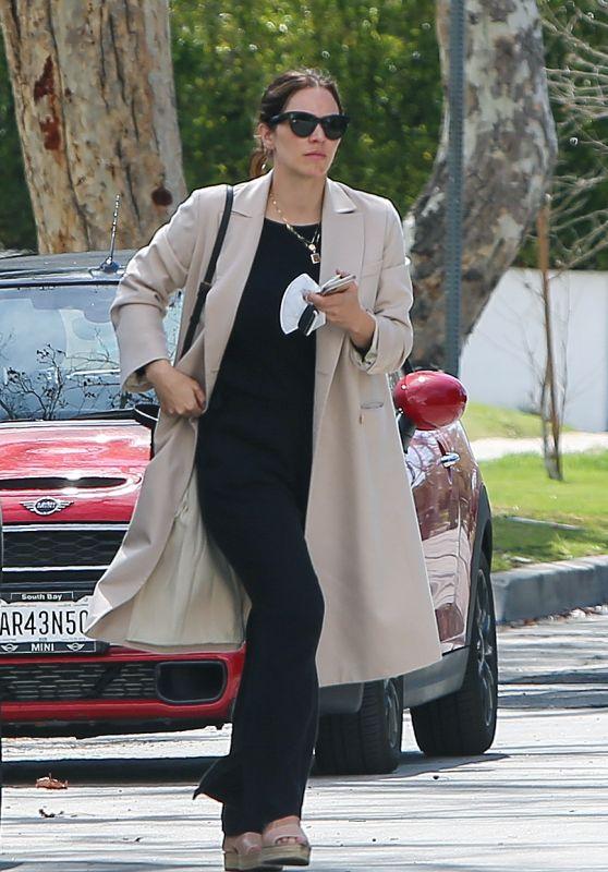 Katharine McPhee - Out in Los Angeles 03/12/2021