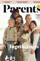 Katherine Heigl - Parents Magazine April 2021 Issue