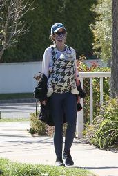 Katherine Schwarzenegger - Out in Santa Monica 03/24/2021
