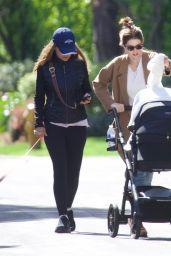 Katherine Schwarzenegger - Strollin Los Angeles 02/28/2021