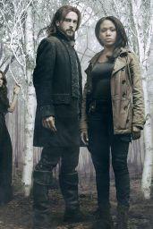 "Katia Winter - ""Sleepy Hollow"" Season 1 Promoshoot"