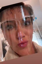Katie Cassidy 03/19/2021