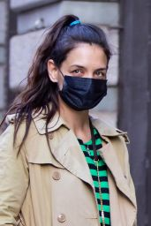 Katie Holmes - Out in New York 03/09/2021