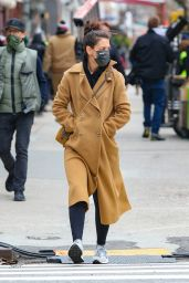 Katie Holmes - Out in NYC 03/04/2021