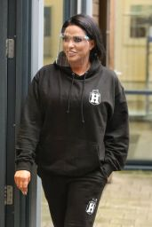 Katie Price - Out in Leeds 03/10/2021
