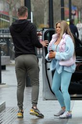 Katie Price - Out in London 03/19/2021