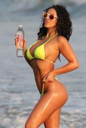 Kaymora Jane - Photoshoot for 138 Brand in Malibu 03/08/2021