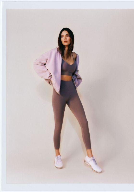 Kendall Jenner - Alo Yoga Campaign 2021