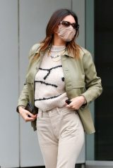 Kendall Jenner at Nate n Als in Beverly Hills 03/013/2021