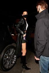 Kendall Jenner at The Nice guy Club in LA 03/25/2021